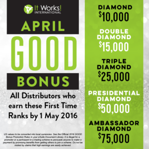 2016-4 good bonus april