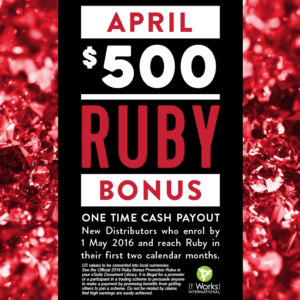 2016-4 ruby bonus april