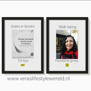 Wellness & Business Coach Vera's Lifestyle Wereld