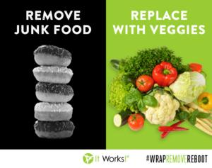 Slimme swaps voor betere voeding voor een gezondere lijf