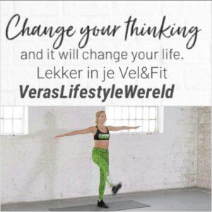 Lekker in je vel en fit? Verander jouw patronen en je verandert je leven