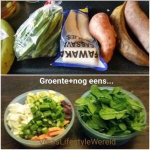 Groente, groente en nog eens ... groente - Bravoe maaltijdsoep
